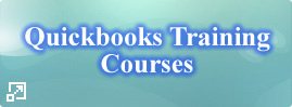 Quickbooks Training Courses